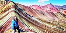 Vollständige Anleitung zum Besuch des Berges der Sieben Farben