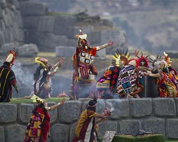 Organisation der Inka-Regierung