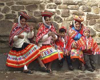 Quechua, die Sprache der Inkas